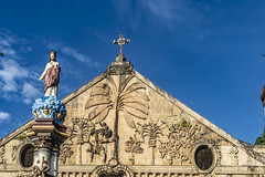 One Off the Bucket List (Flipped Out) Tags: philippines iloilo miagao church miagaoiloilo unescoworldheritagesite