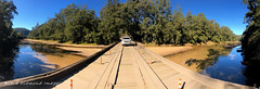 Crossing the Colo River Bridge, Upper Colo, NSW (Black Diamond Images) Tags: coloriver uppercolo colovalley coloheights bilpin wolleminationalpark nsw isolatedvalley river sand appleiphonex iphonexbackcamera iphonex iphone bourkeback july2019 iphonexpanorama appleiphonexpanorama panorama shotoniphone