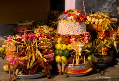 CO11 (D Rathjens) Tags: bali balinese ceremonies offerings