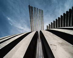 To above (Cadicxv8) Tags: architects architecture monument still lines sky museum