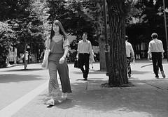 In a world of her own (Bill Morgan) Tags: fujifilm fuji xpro2 23mm f2 bw jpeg acros alienskin exposurex4