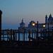 evening - Basilica di Santa Maria della Salute - Venice - April 2019