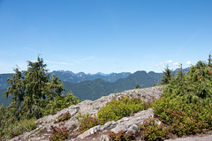 Mountain Views - North Vancouver, Canada (The Web Ninja) Tags: photo photography explore color colour vancouver northvan northvancouver vancity mtseymour mount seymour mountain lookout view nature landscape