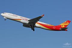 B-304K A333 HAINAN AIRLINES (QFA744) Tags: b304k a333 hainan airlines