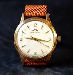 Vintage Movado (jblamire4) Tags: swiss gold vintage movado quality sonysel18135