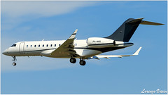 (Sir George R. F. Edwards) Tags: psa lirp avgeek plane planelover planespotter planespotting aviation aviationspotter aviationspotting airport canon 7dmarkii private bombardier global 6000