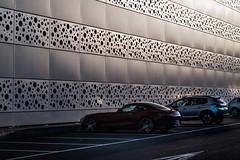 Parkhaus KSB (Guy Goetzinger) Tags: architektur fassaden fenstertüren architecture nikon d850 goetzinger facade parking baden 2019 building noon mercedes