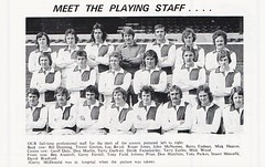 Blackburn Rovers vs Rochdale - 1972 - Page 12 (The Sky Strikers) Tags: blackburn rovers rochdale football league division three ewood park review official programme 7p