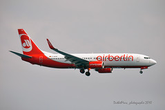 D-AHFW (mduthet) Tags: dahfw boeing b737 tuifly airberlin aéroportdenicecôtedazur