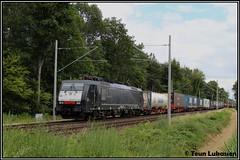 SBBCI 189 992, Hüthum (07-07-2019) (Teun Lukassen) Tags: br189 sbbci busto 43712 hüthum treinen trains züge