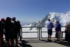 Summit Terrace @ 3842m @ Aiguille du Midi @ Chamonix (*_*) Tags: chamonix europe france hautesavoie savoie 2019 june summer ete aiguilledumidi mountain montblanc summit sommet summitterrace 3842m