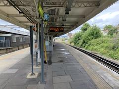 Willesden Junction (Kris Davies (megara_rp)) Tags: willesden junction wij london underground overground bakerloo