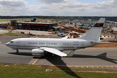 N666ML Boeing 737-7BC BBJ (R.K.C. Photography) Tags: n666ml boeing 7377bc bbj aircraft aviation american bizjet hkbellawingsjet 30330 luton bedfordshire england unitedkingdom uk londonlutonairport ltn eggw canoneos750d