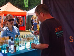 2019-07-20_13.26_2 -  Drink, Stall, Gin, CACF, Cheese & Chilli Festival, E-PL1, Bar (E-PL1           ) (Nomadic Mark) Tags: epl1 bar cheesechillifestival cacf stall gin drink guildford surrey