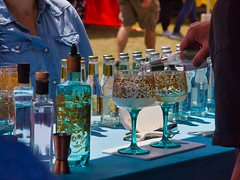 2019-07-20_13.27 -  Drink, Stall, Gin, CACF, Cheese & Chilli Festival, E-PL1, Bar (E-PL1           ) (Nomadic Mark) Tags: epl1 bar cheesechillifestival cacf stall gin drink guildford surrey