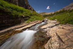 Glacier National Park Flow (Ken Krach Photography) Tags: glaciernationalpark