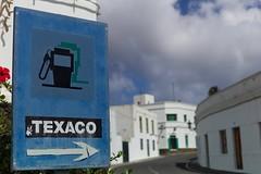 This way (•Nicolas•) Tags: canaryislands holidays lanzarote m9 nicolasthomas spain sign texaco