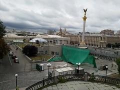 Independance Square - Kiev (AlexF1a) Tags: kiev kyiv ukraine independancesquare