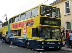 Dublin Bus AV392 (04D20392). (Fred Dean Jnr) Tags: dublinbus dbrook volvo b7tl alexander alx400 av392 04d20392 parnellstreetwaterford july2005 waterford dublinbusyellowbluelivery
