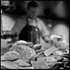On the Market (VitoWerner) Tags: streetblack whitepentax kxilford fp4