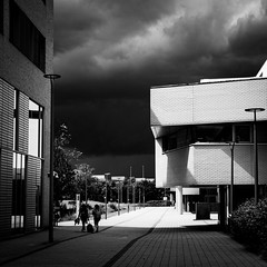 Lincoln City (Andy barclay) Tags: lincoln lincolnshire city busy town street streetphotography streetphoto cloudy storm thunder light shadows uk england nikon d7100 sigma 1750mm