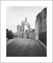 Howden Minster (oldeyes47) Tags: howdenminster pinholecamera film zeroimage largeformat 4x5 pinholephotography filmphotography fp4 ilfosol eastyorkshire f176 blackandwhite withoutalens lenslessphotography