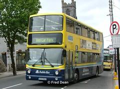 Dublin Bus AV388 (04D20388). (Fred Dean Jnr) Tags: dublinbus dbrook volvo b7tl alx400 av388 04d20388 parnellstreetwaterford july2005 busathacliath dublinbusyellowbluelivery transbus