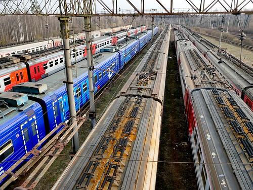 trains_ ©  Sergei F
