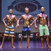 Mens Physique Novice 2nd Burke 1st Sedge 3rd Essery