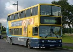 Dublin Bus AV259 (02D10259). (Fred Dean Jnr) Tags: dublinbusyellowbluelivery dbrook dublinbus bus volvo b7tl alexander alx400 av259 02d10259 idabusinessparkwaterford july2005 waterford busathacliath t23jbc sk02fct