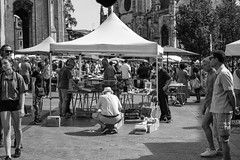 DSCF2685 (LexomIA) Tags: bordeaux street urbain bw nb streetphotography