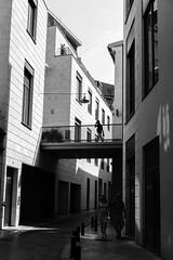 DSCF2704 (LexomIA) Tags: bordeaux street urbain bw nb streetphotography