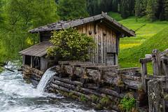Frader-Mühle in Obernberg am Brenner (jürgenmilnik) Tags: austria österreich brenner passodelbrennero brennerpass wipptal obernbergambrenner obernbergtal obernberg seebach tirol nikon nikond7200 sigma sigma24105