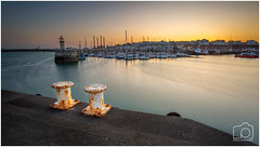 Ramsgate - 3299 (LeePellingPhotography.co.uk) Tags: travel vacation england seascape port coast kent long exposure break harbour places explore destination isle thanet explorekent tramsgate ramsgate