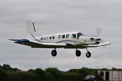 5B-CLY P-750XL (eigjb) Tags: 5bcly p750xl pacific aerospace parachute club irish eicl clonbullogue cooffaly ireland paradrop aircraft airplane aviation plane spotting aeroplane turboprop