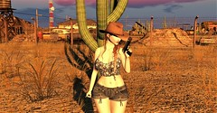 Murder Ballad (Miru in SL) Tags: secondlife sl mother road lapointe bastchild lb clothing addams clix poses country western elikatira hair pop some tags