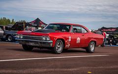 Chevrolet Impala (Myggan68) Tags: bilar car cars dragrace ontheroadswithmyggan streetweek2019 streetweeksweden tallheden