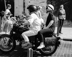 DSCF2691 (LexomIA) Tags: bordeaux street urbain bw nb streetphotography