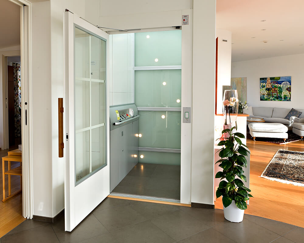 The Platform Lift Company Home Lift Installation