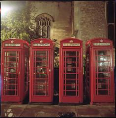 phone box red (steve-jack) Tags: hasselblad 501cm 50mm cfi lomography colour 800 film 120 6x6 medium format cambridge tetenal c41 kit epson v500