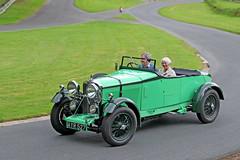 1934 Talbot 105 (Roger Wasley) Tags: ayr527 1934 talbot 105 prescott 2019 classic car vehicle oldtimer prewar