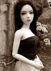 (claudine6677) Tags: bjd msd ball jointed doll asian dolls iplehouse asa