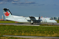 C-GTAT (Air Canada express - JAZZ) (Steelhead 2010) Tags: aircanada aircanadaexpress jazz yyz creg dehavillandcanada dhc8 dhc8300 dash8