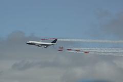 DSC01720 (Alexander Morley) Tags: fairford airshow royal international air tattoo 2019 riat british airways boeing 747 boac red arrows