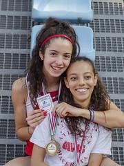 Micaela Melatini e Samira Amadel
