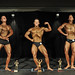 Classic Physique Junior 2nd Jaeger 1st Lynne 3rd Hughes