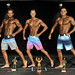 Mens Physique Medium 2nd Fortugno 1st Greenough 3rd Wendt
