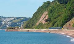 43170 Teignmouth (3) (Marky7890) Tags: gwr 43170 class43 hst 2c45 teignmouth railway devon rivieraline train