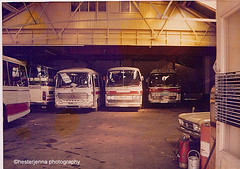 Irelands of Lancaster (Hesterjenna Photography) Tags: lancaster lancashire duple coaches buses psv transport travel irelands