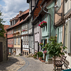 Quedlinburg, Germany (802701) Tags: 2016 201607 43 aatw aatw2016 em5 europe germany july july2016 mft micro43 omd omdem5 olympus olympusomdem5 quedlinburg saxonyanhalt fourthirds microfourthirds mirrorless travel travelling trips